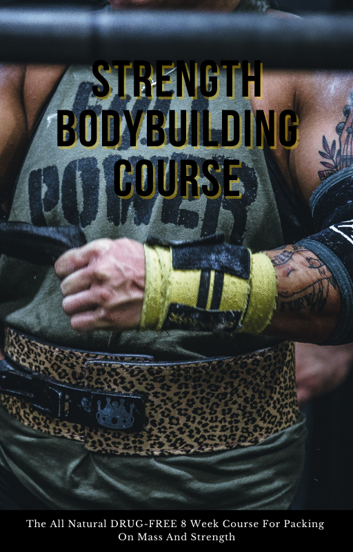 Strength Bodybuilding Course